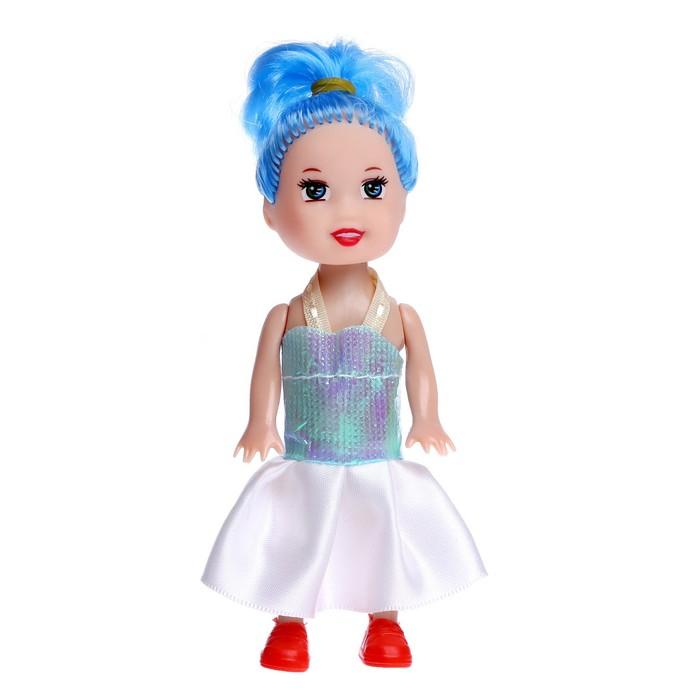 Кукла малышка в сарафанчике, МИКС