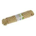 Верёвка бельевая Доляна, d=7 мм, длина 20 м, цвет МИКС - Фото 3