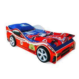 Детская кровать-машина «Пожарная охрана» Ош