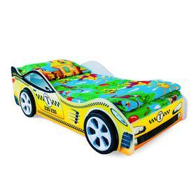 Детская кровать-машина «Такси» Ош