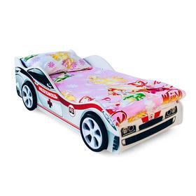 Детская кровать-машина «Медпомощь» Ош