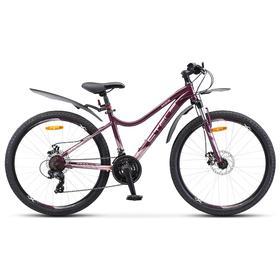 Велосипед 26' Stels Miss -5100 MD, V040, цвет светло-пурпурный, размер 15' Ош