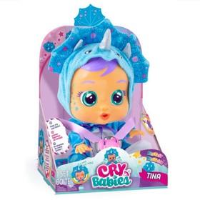 Кукла интерактивная «Плачущий младенец Tina»