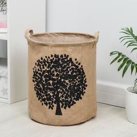Корзина универсальная «Древо», 35×40 см