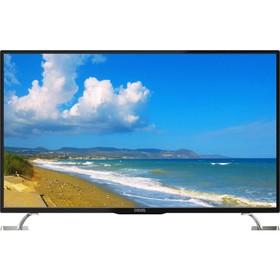 """Телевизор Polar P50L21T2C, 50"""", 1920x1080, DVB-T2, 3xHDMI, 1xUSB, черный"""