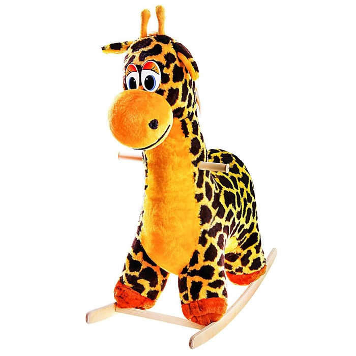 Мягкая качалка «Жираф»
