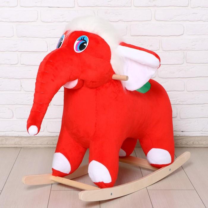 Качалка «Слон», МИКС