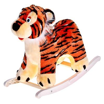 Качалка «Тигр», цвета МИКС - Фото 1