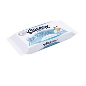 Влажная туалетная бумага Kleenex Cottonelle Clean Care, сменный блок, 42 шт.