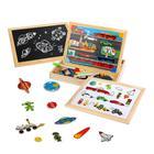 Бизи - чемоданчик «Транспорт», с развивающими игрушками - Фото 7