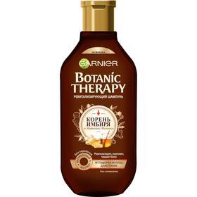 Шампунь Botanic Therapy, имбирь и маточное молочко, 400 мл