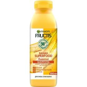 Шампунь «Фруктис Superfood» питание, банан, 350 мл