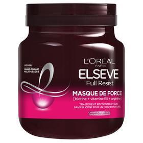 Маска для волос Elseve Power Mask «Ультра прочность», 300 мл