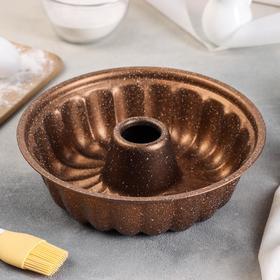 Форма для выпечки Papilla Ромовый 24 см, цвет МИКС