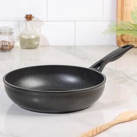 Сковорода Papilla Titanart Black, d=24 см, индукция