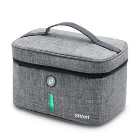 Стерилизатор Kitfort КТ-2041, для одежды и мелочей, время 5 мин, USB, встроенный озонатор Ош