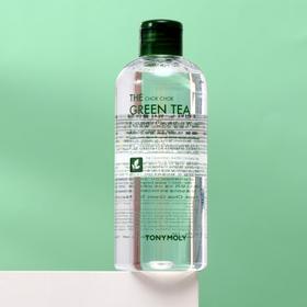 Мицеллярная вода TONYMOLY для снятия макияжа, с экстрактом зелёного чая, 300 мл
