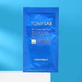Патчи для проблемной кожи лица TONYMOLY Tony Lab AC Control Spot Patch