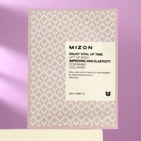 Тканевая маска для лица MIZON Enjoy Vital Up Time с лифтинг эффектом, 25 мл