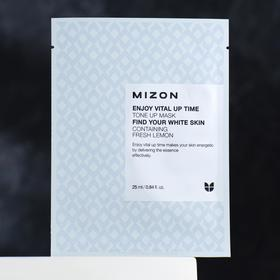 Тканевая маска для лица MIZON Enjoy Vital Up Time Tone Up, увлажняющая, 25 мл