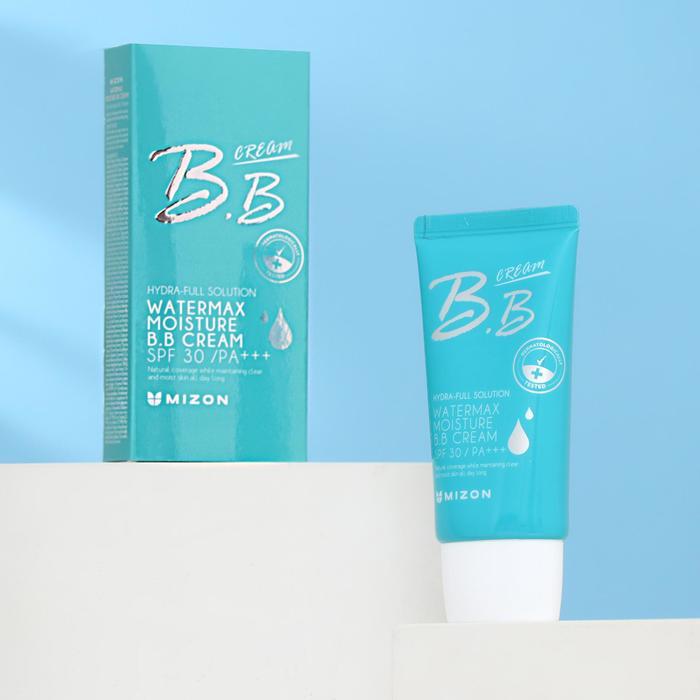 BB-крем MIZON Watermax Moisture SPF30 PA+++ супер-увлажняющий, 50 мл