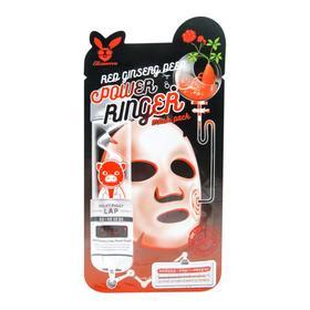Регенерирующая маска Elizavecca с экстрактом красного женьшеня, 23 г