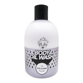 Двухфазный гель-масло для душа VILLAGE 11 FACTORY с ароматом пачули, 300 мл