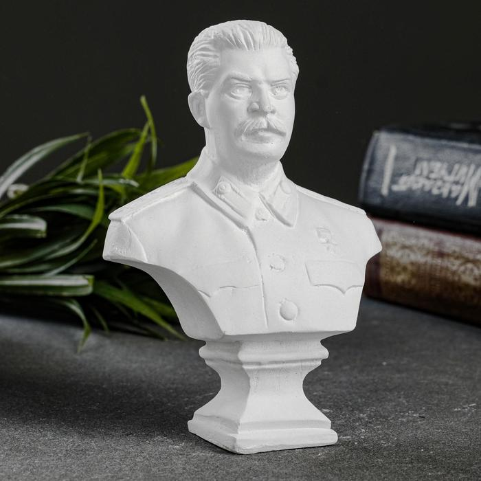 Бюст Сталина  13х9х6см