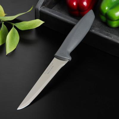 Нож кухонный филейный Plenus, лезвие 12,7 см - Фото 1