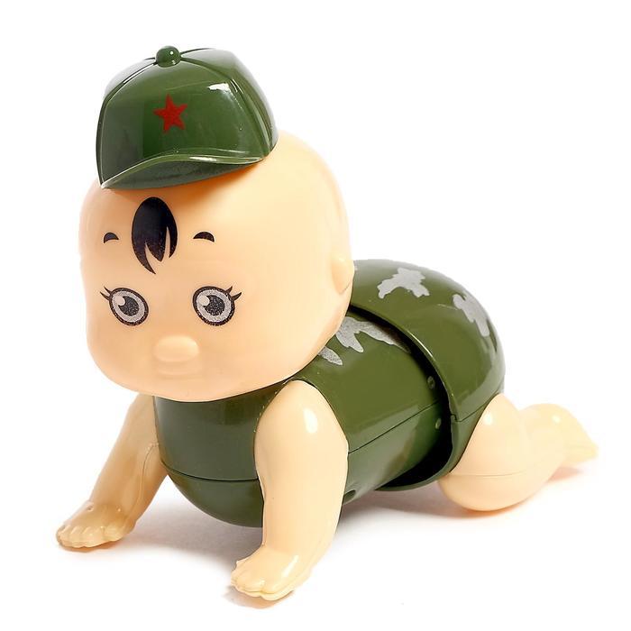Игрушка заводная Малыш