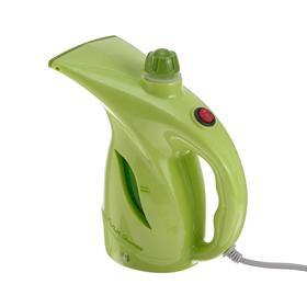 Отпариватель VLK Sorento-4200, ручной, 1400 Вт, 2 насадки, 200 мл, шнур 1.5 м, зелёный Ош