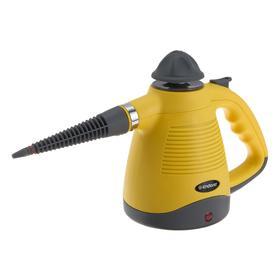Отпариватель Endever Odyssey Q-442, ручной, 900 Вт, 450 мл, 28 г/мин, шнур 2 м, желтый