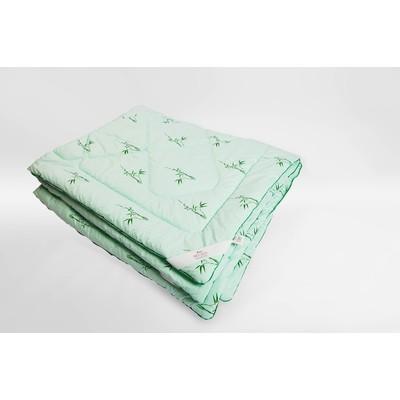 Одеяло Миродель теплое, бамбуковое волокно, 145*205 ± 5 см, микрофибра, 250 г/м2 - Фото 1