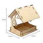 Кормушка для птиц «Птица на дереве», 15 × 19 × 17 см - Фото 2