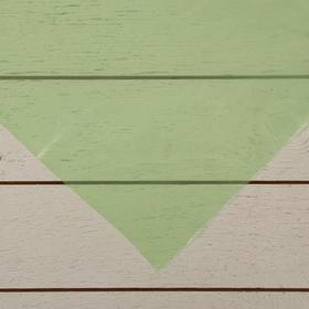 Плёнка полиэтиленовая, толщина 100 мкм, 3 × 10 м, рукав (1,5 м × 2), УФ, зелёная, 1 сорт, ГОСТ 10354-82, «Тепличная» Ош