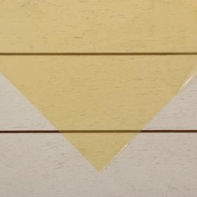 Плёнка полиэтиленовая, толщина 150 мкм, 3 × 5 м, рукав (1,5 м × 2), УФ, жёлтая, 1 сорт, ГОСТ 10354-82, «Тепличная» Ош
