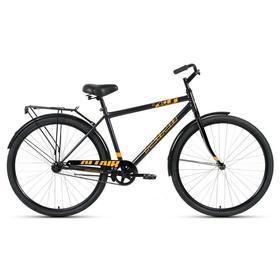 Велосипед 28' Altair City high, 2021, цвет темно-серый/оранжевый, размер 19' Ош