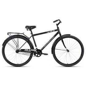 Велосипед 28' Altair City high, 2021, цвет темно-серый/серебристый, размер 19' Ош