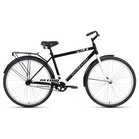 Велосипед 28' Altair City high, 2021, цвет черный/серый, размер 19' Ош