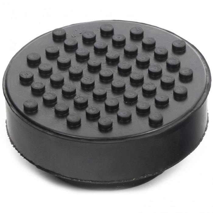 Резиновая опора Matrix 50911, для домкрата 3052499, d верхний 72 мм, d нижний 50 мм, h 35 мм   65784