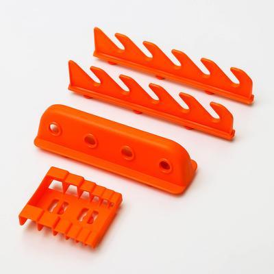 Набор держателей для ключей, отвёрток и свёрл Blocker Expert, цвет оранжевый - Фото 1