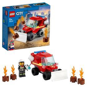 Конструктор Lego City «Пожарный автомобиль»