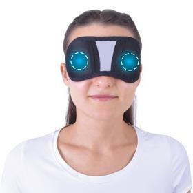 Бандаж на глаза с аппликаторами биомагнитными медицинскими - 'Крейт' А150 №1 Ош