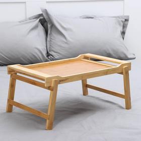 Поднос-столик Катунь, 50×30×23 см, бамбук