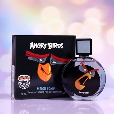 Душистая вода для детей Angry Birds Melon Bomb «Дынная бомба», 50 мл - Фото 1