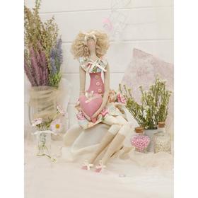 Набор для шитья и рукоделия «Мадемуазель Элиза»