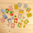 Обучающий набор «Карточки Сегена одежда» - Фото 2