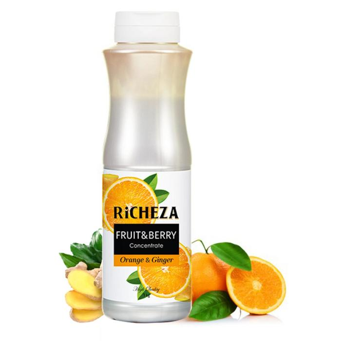 Концентрат RiCHEZA «Апельсин-Имбирь», 1000 г