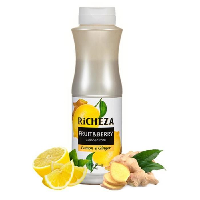 Концентрат RiCHEZA «Лимон-Имбирь», 1000 г