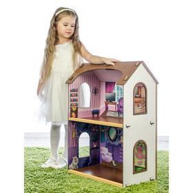 Конструктор «Кукольный домик Жаклин»